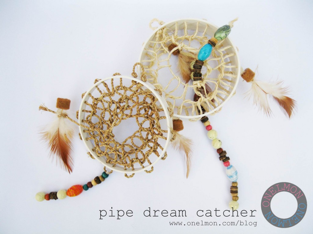 onelmon: pipe dream catcher tutorial