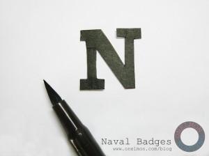 onelmon: Naval Badges