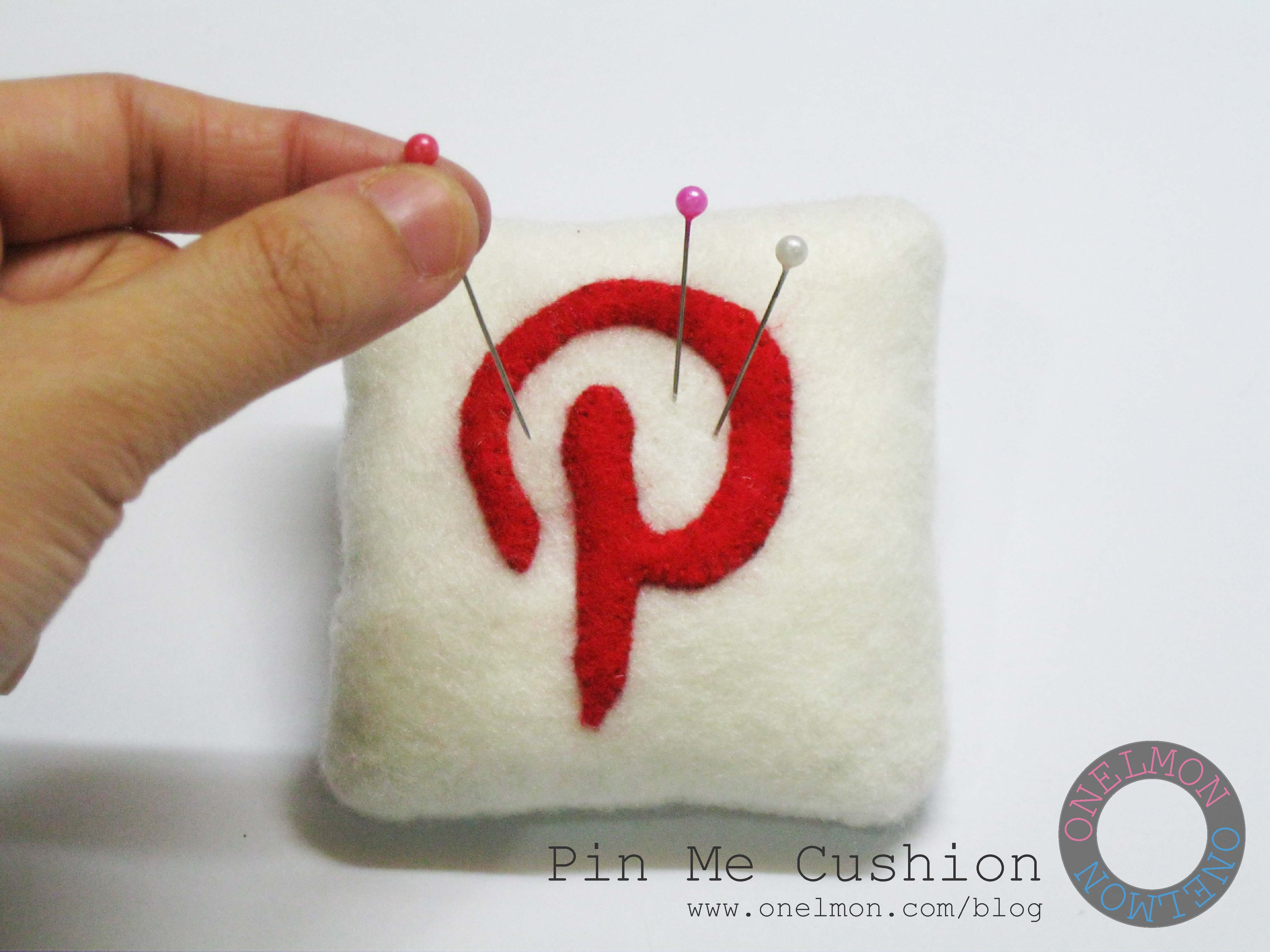 Pin me cushion onelmon onelmon pin me cushion stopboris Gallery