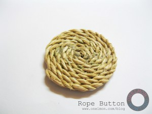 onelmon: Rope Button - step 3