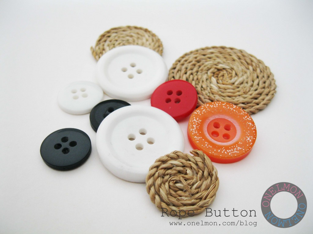 onelmon: Rope Button - ordinary buttons add on