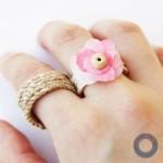 11-01: DIY Raffia Ring