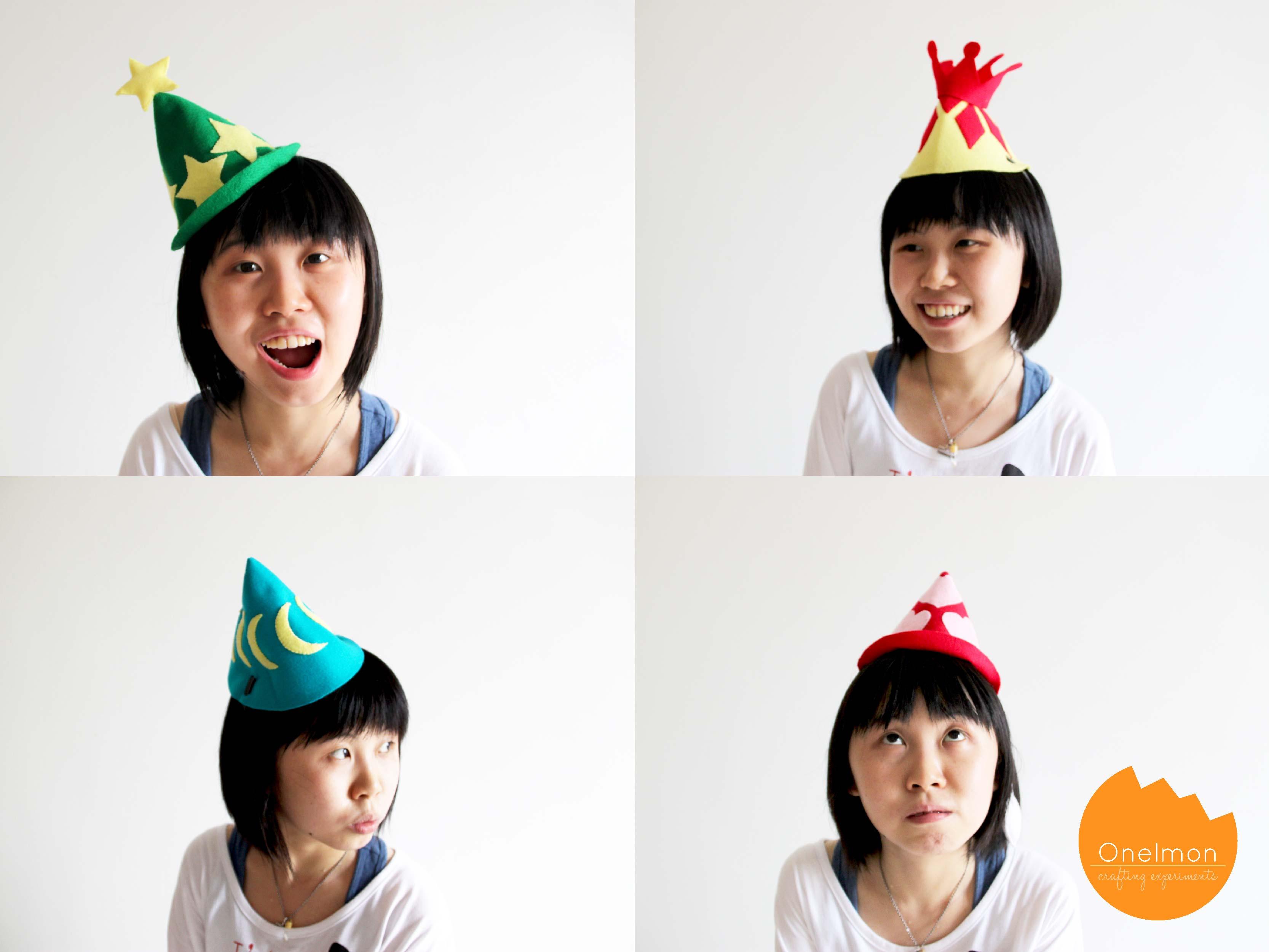 Как сделать волшебную шапочку