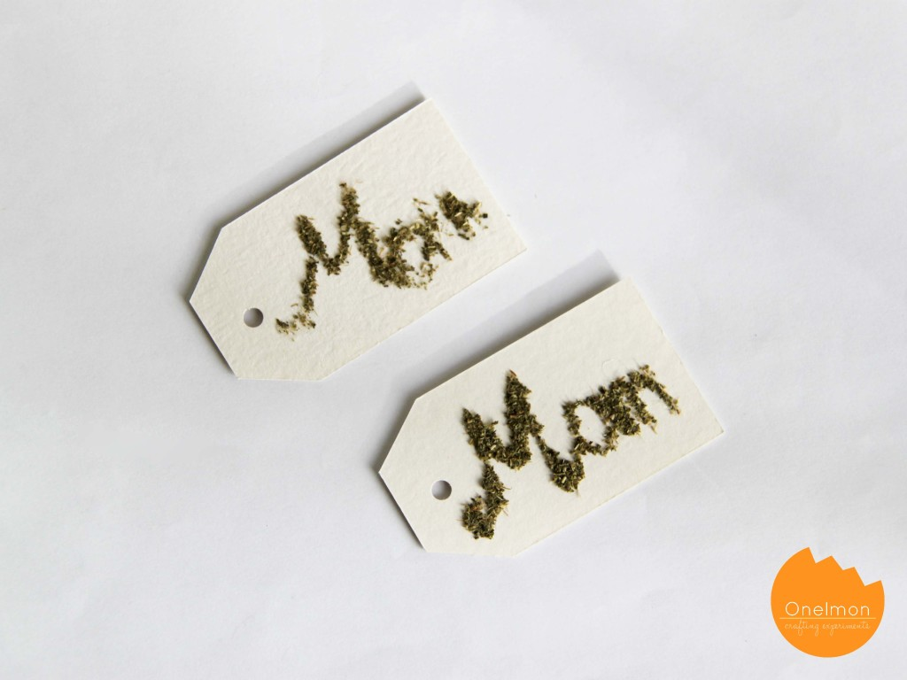DIY Tea Text | onelmon