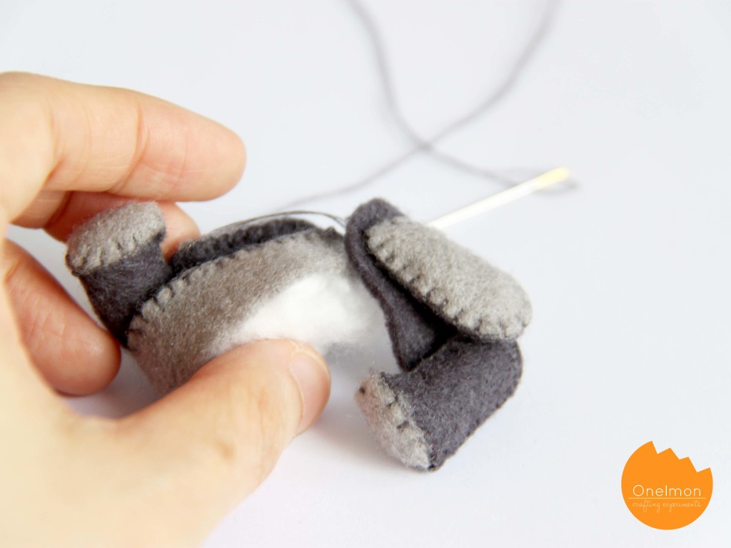 DIY Tutorial: Mini Felt Soft Toys | onelmon