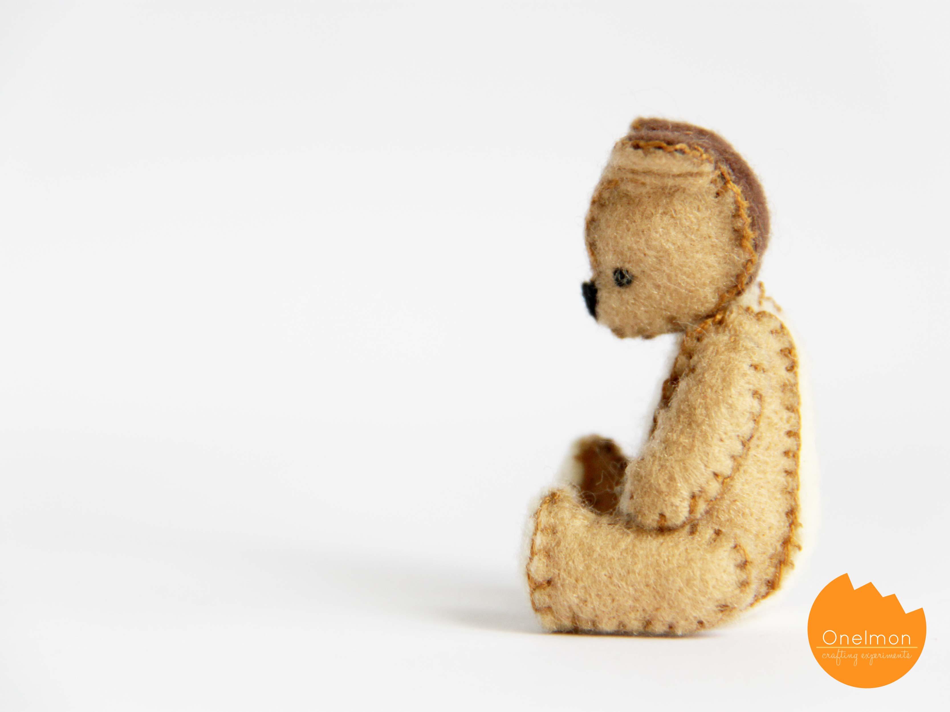 Mini Felt Soft Toys