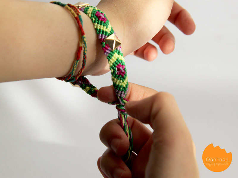 DIY Tutorial: Friendship Headband | onelmon