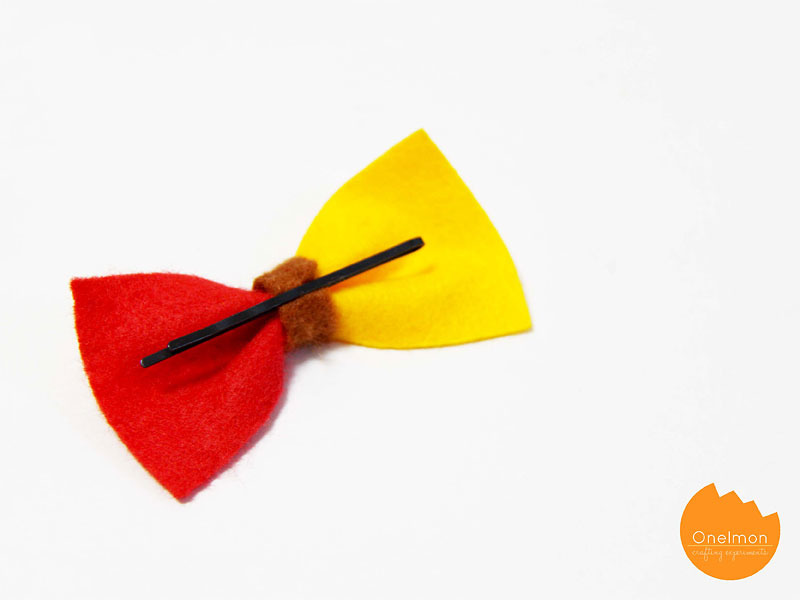 DIY Tutorial: 2-in-1 Bow | @onelmon