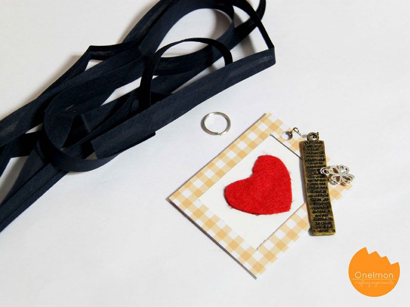 DIY Tutorial: Bias Tape Strap | @onelmon