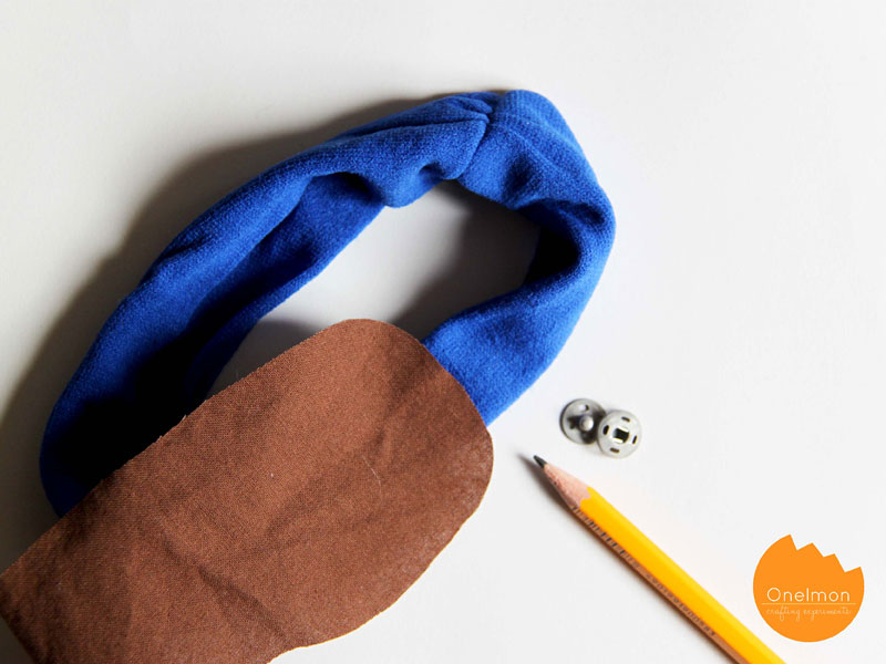 DIY Tutorial: Detachable Sleep Mask | @onelmon